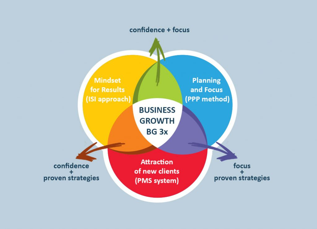 BG3x System for business growth