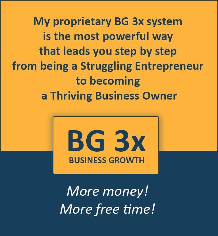 BG 3x система на Александър Николов