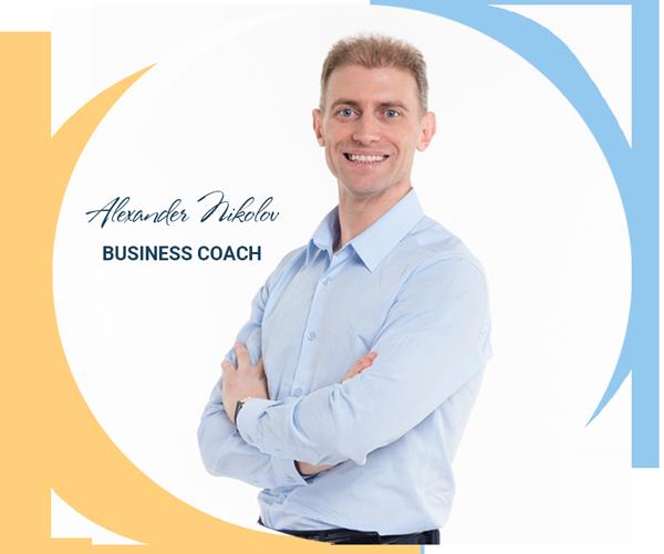 Alexander Nikolov Business Coach